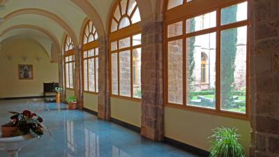 Claustro del Monasterio de Valvanera