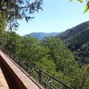 Vistas desde el Monasterio de Valvanera