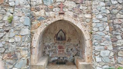 La Fuente Santa de Valvanera