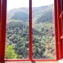 Vistas desde ventana habitación
