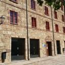 Nueva entrada a la Hospedería de Valvanera
