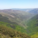 Valvanera desde El Pancrudo a 1700m altitud