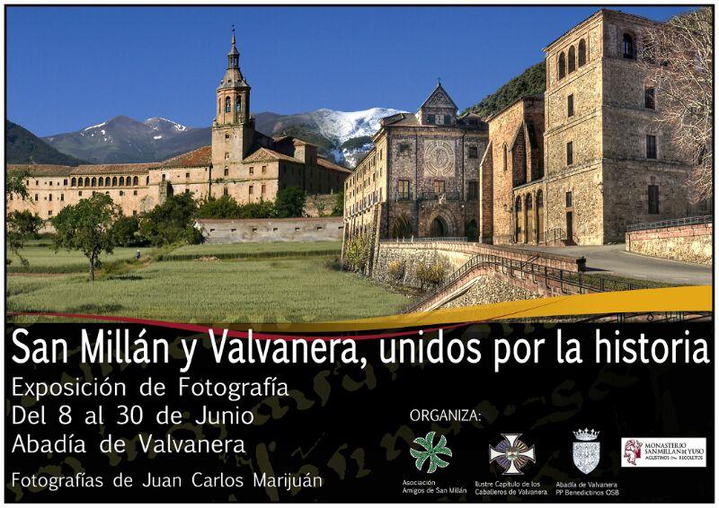San Millán y Valvanera, unidos por la historia
